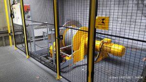 Rénovation du plan incliné de la centrale hydroélectrique de la SHEM par MECAMONT HYDRO