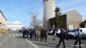 réunion Initiatives Pyrénées chez Mécamont Hydro pour la convention avec Face Verticale