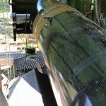 remplacement du tronçon de la conduite forcée de Guchen par MECAMONT HYDRO - hydroélectricité