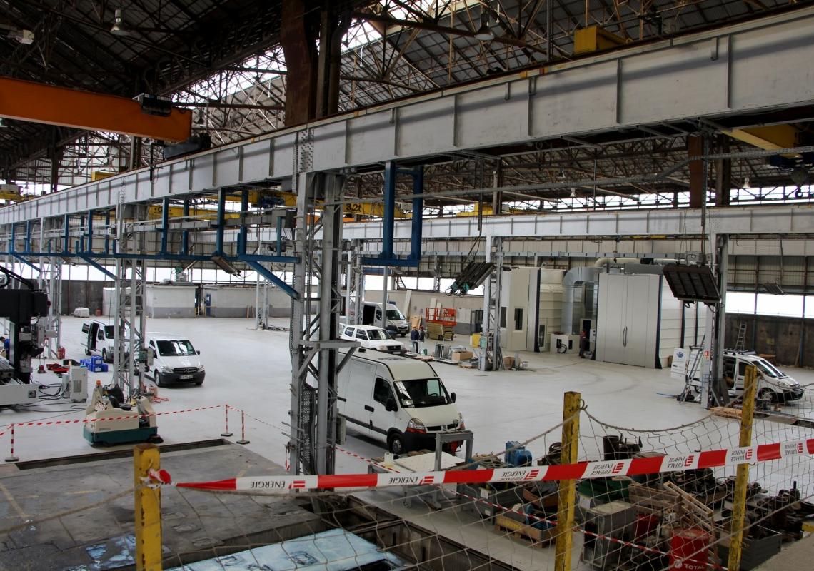 Ateliers – Hydroélectrique