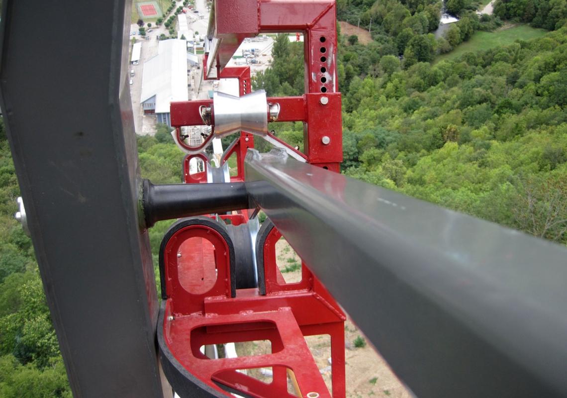 Ingéniere transport par câble