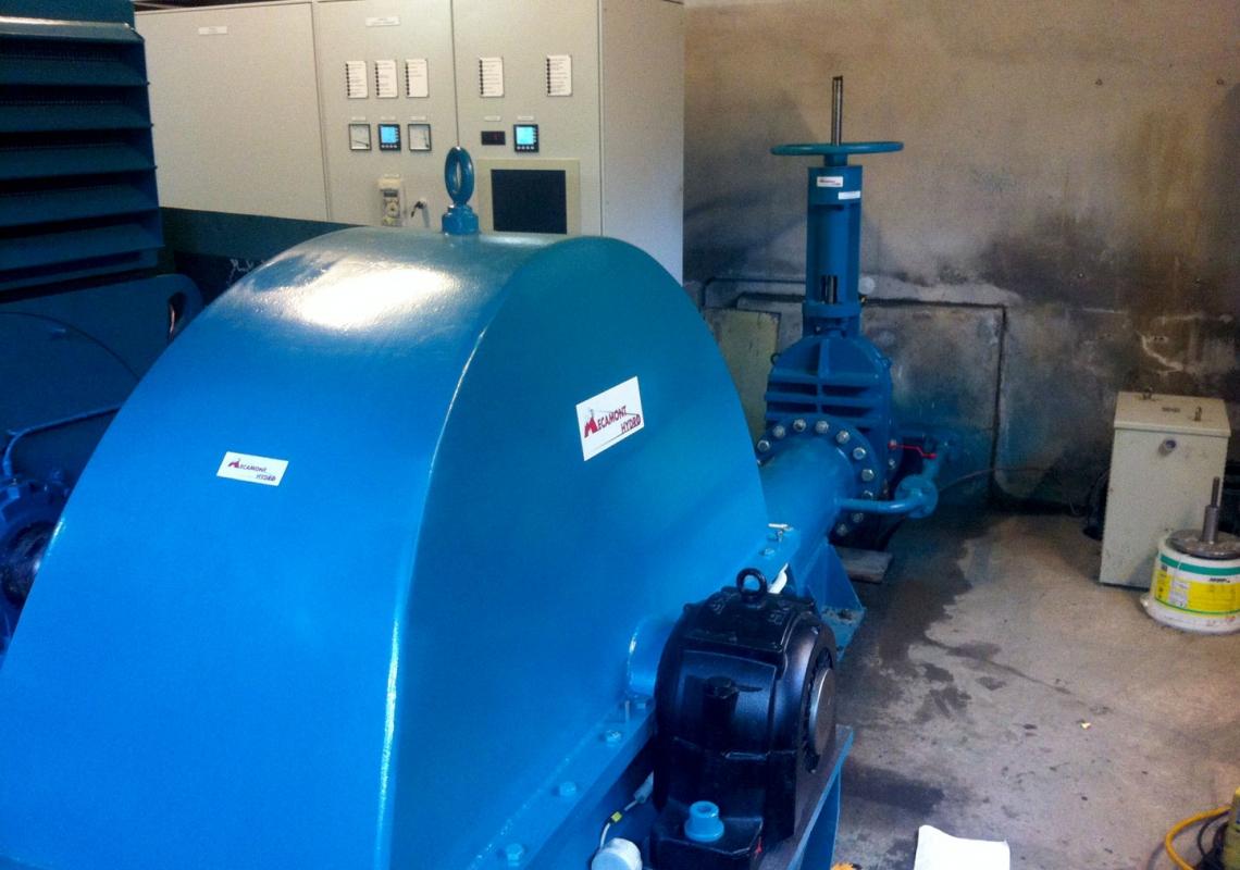 Hydroelectric Engineering